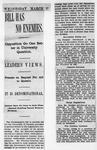 Ontario Scrapbook Hansard, 27 Mar 1901