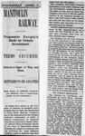 Ontario Scrapbook Hansard, 3 Apr 1901