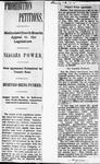 Ontario Scrapbook Hansard, 13 Jan 1902