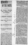 Ontario Scrapbook Hansard, 6 Feb 1902