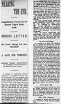Ontario Scrapbook Hansard, 13 Mar 1902