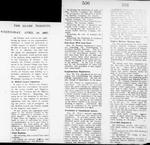 Ontario Scrapbook Hansard, 10 Apr 1907