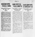Ontario Scrapbook Hansard, 11 Mar 1932