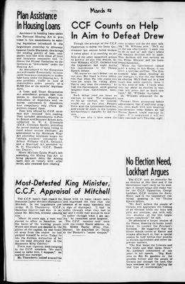 Ontario Scrapbook Hansard, 21 Mar 1945