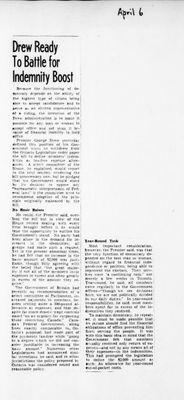Ontario Scrapbook Hansard, 6 Apr 1946