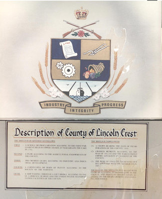 Description of County of Lincoln Crest
