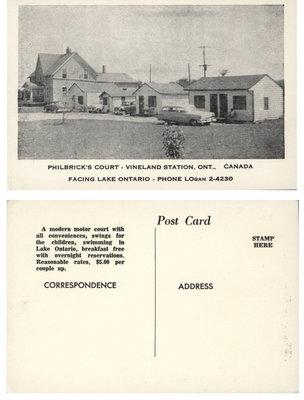 Philbrick's Court