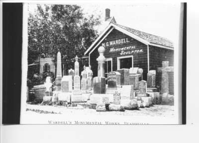 Wardell Monuments