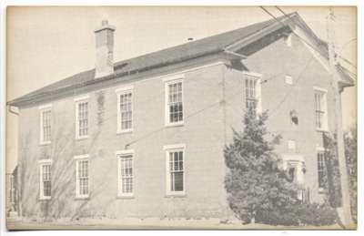 Town Hall, Library, Masonic Lodge