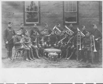 Royal Flying Corps - Band Portrait