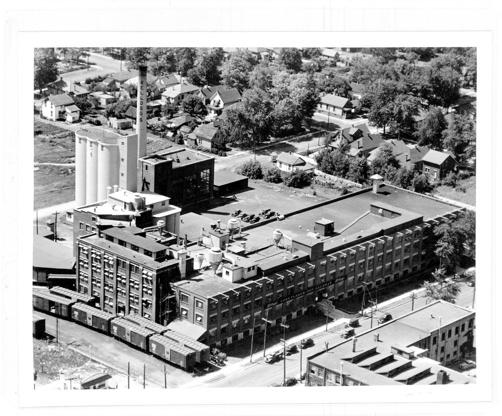 Kellogg Company of Canada Limited, London, Ontario