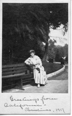 Portrait of M.H. Baxter, London, Ontario