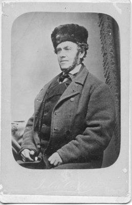Portrait of Mr. Cooper, London, Ontario