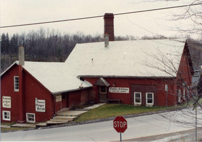 Lumberyard, Campbellville - later demolished.