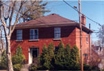 360 Pine St., Milton, Ont.  Built 1855 for John Stinson Hatton, Farmer/Foundry Business/Store Keeper
