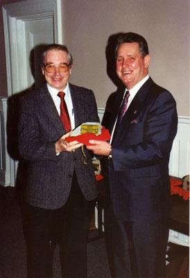 Milton Heritage Awards.  1993 Winners.