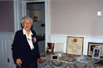 Milton Heritage Awards.  Laura B. Dixon, winner of the 1997 Writing Award.