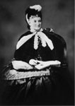 Elizabeth Martha Cobban, wife of Dr. Clarkson Freeman. b. 1837, d.1912.
