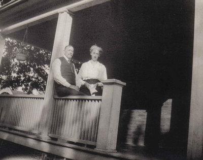 Mr. and Mrs. John Blight, Charles Street, Milton, Ontario