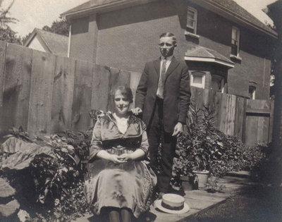 James C.Cunningham and Nellie Cunningham