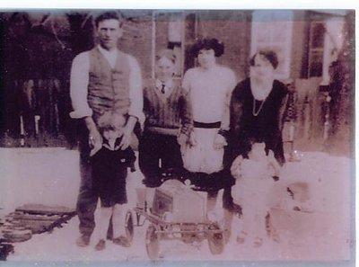 The Tickner family