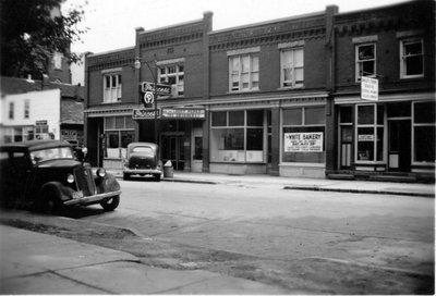 The Princess Theatre, Main Street, Milton, Ont.
