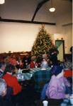 Milton Historical Society Event.  Christmas Meeting 1996.  Ontario Agricultural Museum