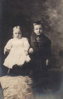 Eva and Cecil Chisholm