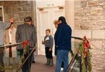 New Year's Levee, January 1, 1988