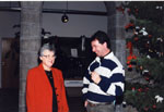New Year's Levee. 2000.  Olive Krantz and Graham Payne.