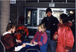 New Year's Levee, January 1, 2000