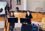 New Year's Levee, 2000