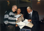 Meeting of the Milton Historical Society, 15 November 1990