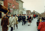 Remembrance Day Parade, Milton.