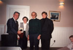 Milton Heritage Awards.  February 1997.  The 1996 Architectural Award to William and Rita Tielemans.