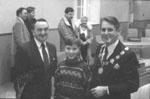 Mayor's New Year's Levee, 1990