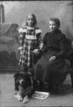 Florence and (Babe) Gladys Osborne, RR1, Milton, Ont.