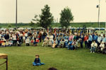 125th anniversary of the founding of the town of Milton, Ontario.