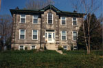 P. L. Robertson house, 191 Margaret Street, Milton