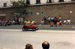 Parade for Provincial Firemen's Convention, Main Street, Milton.