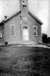 School House SS13, Nelson Township. Erected 1878.