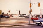 North-west corner of Main and Ontario, Milton