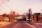 Intersection of Martin and Main Streets, Milton, Ont.