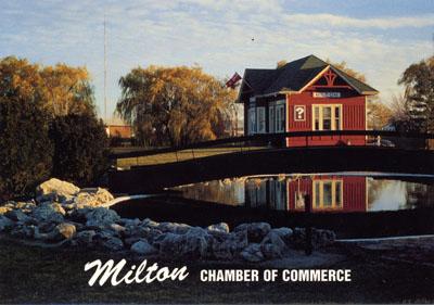 Milton Information Centre, Unity Park