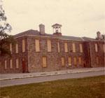Bruce Street School.  Milton, Ont.  1857-1972.