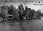 Milton Fish and Game Club House.