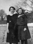 Florence King and Lillian Sheldon