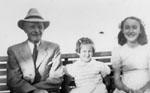 Teddy Yates, Nancy (Hamlin) Kidd, Elizabeth (Fitzgerald) Duignan
