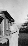 """Mrs. Alice Beatrice Awde at """"Rose Hill"""""""