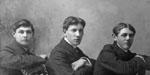 C. R. Turner, Fred Bews, Roy Burling(?)